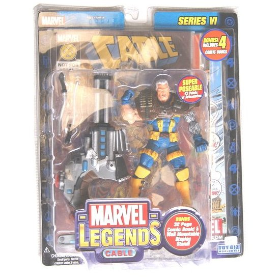 Marvel Ledgends – Cable