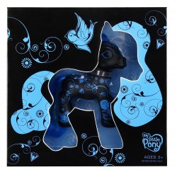 Collectors Art Pony Black