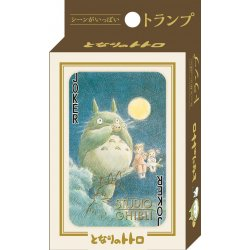 My Neighbor Totoro Playing Cards