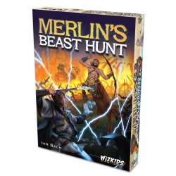 Merlin's Beast Hunt Board Game *English Version*