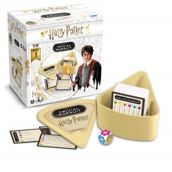 Harry Potter Card Game Trivial Pursuit Voyage Vol. 1 *French Version*