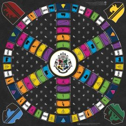 Harry Potter Card Game Trivial Pursuit Ultimate Edition *French Version*