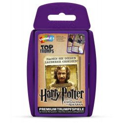Harry Potter and the Prisoner of Azkaban Top Trumps *German Version*
