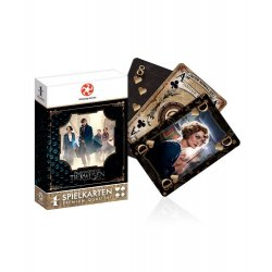 Fantastic Beasts Number 1 Playing Cards