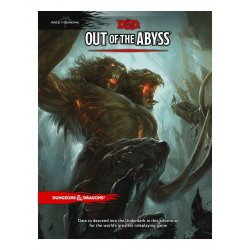 Dungeons & Dragons RPG Adventure Rage of Demons - Out of the Abyss english
