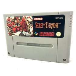 Super Nintendo - Super Nintendo –  Secret of Evermore -