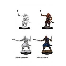 D&D Nolzur's Marvelous Miniatures Unpainted Miniatures Bandits Case (6)