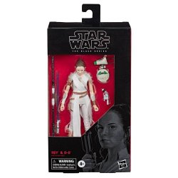 Star Wars Black Series - Rey & D-O (Episode IX)
