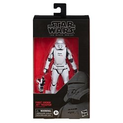 Star Wars Black Series - First Order Jet Trooper (Episode IX)
