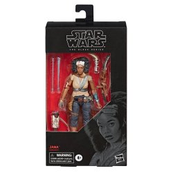 Star Wars Black Series - Jana (Episode IX)