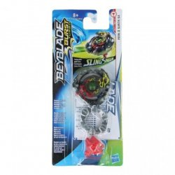 Beyblade Burst Turbo - Iron-X Surtr S4 Single Top