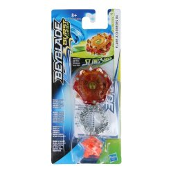 Beyblade Burst Turbo - Flame-X Diomedes D4 Single Top