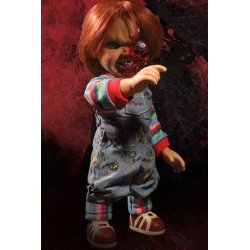 Chucky Chucky Child's Play 3 Pizza Face talking figure 38cm