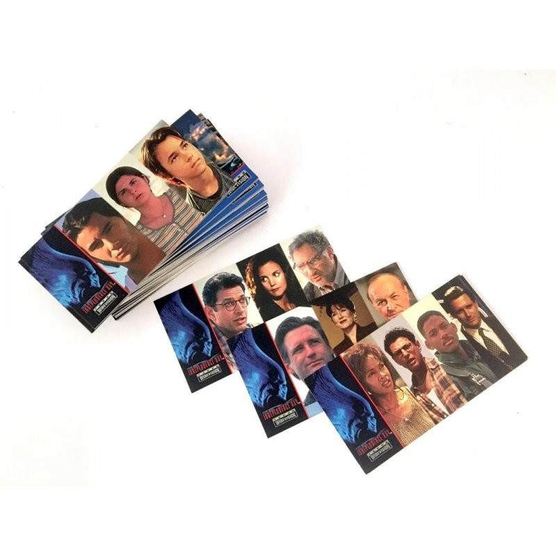Collector Cards - Independence Day Trading Cards -