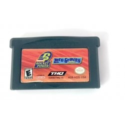 GameBoy Advance - GameBoy Advance – Zero Gravity Zone -