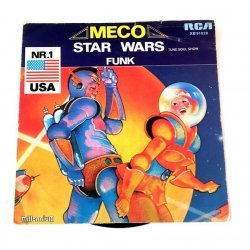 MECO – Star Wars Funk 7-inch