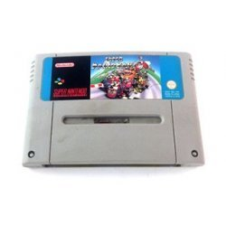 Super Nintendo – Super Mario Kart