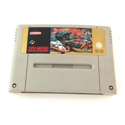 Super Nintendo – Street Fighter II