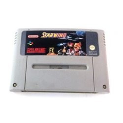 Super Nintendo – Starwing