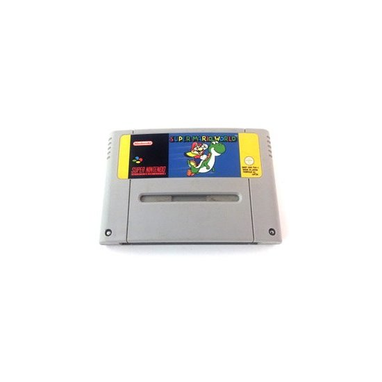 Super Nintendo – Super Mario World