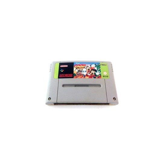 Super Nintendo – Goof Troop