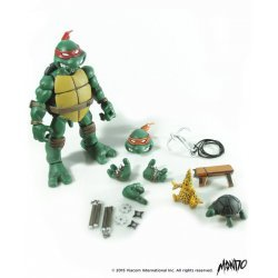 Teenage Mutant Ninja Turtles – Michelangelo 1/6 Scale