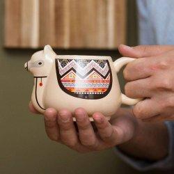 Llama 3D Mug