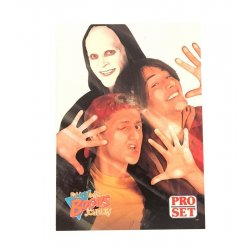 Proset Bill & Ted's Bogus Journey & Bill & Ted's Excellent adventure