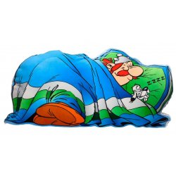 Asterix Pillow Sleeping Obelix 74 cm