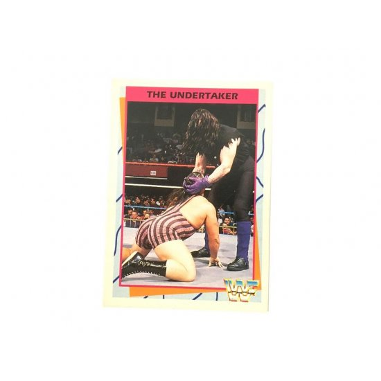 Merlin: WWF – The Undertaker 178 (German Card)