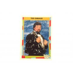 Merlin: WWF – Ted Dibiase 14 (German Card)