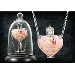Harry Potter Love Potion Pendant and Display