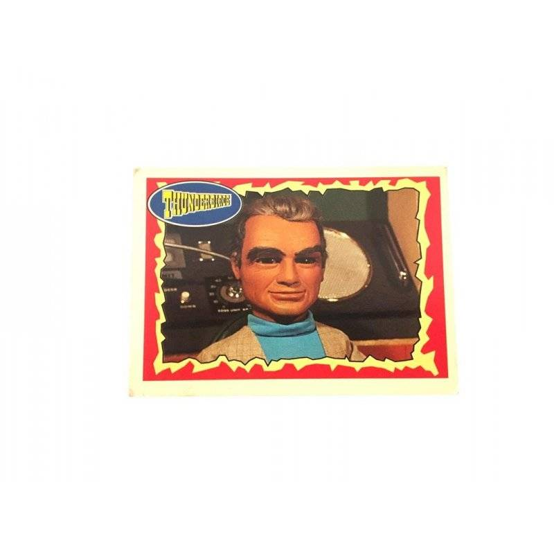 Collector Cards - ITC Thunderbirds – The Founder 24 -