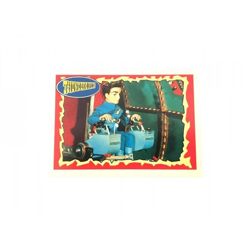 Collector Cards - ITC Thunderbirds – Scott Tracy 26 -