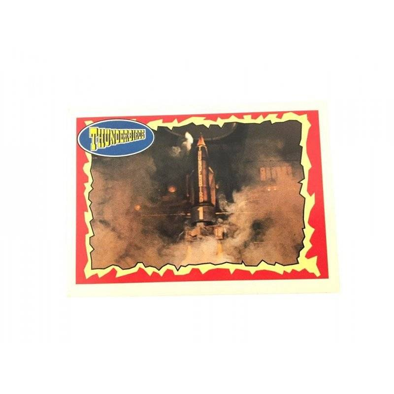 Collector Cards - ITC Thunderbirds – Blast Off! 27 -