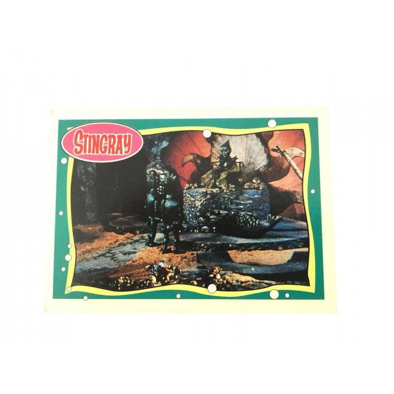 Collector Cards - ITC Stingray – Titanica's Throne Room 20 -