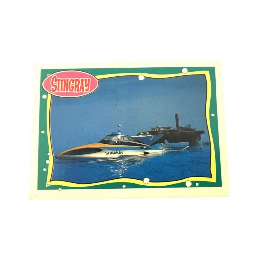 ITC Stingray – Stingray In The North Sea 12