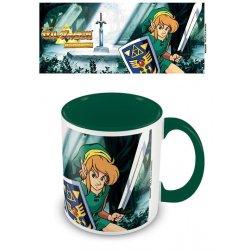Legend of Zelda Coloured Inner Mug The Lost Woods