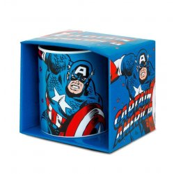 Marvel Mug Captain America Classic