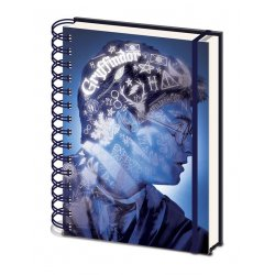 Harry Potter Notebook A5 Magic Portrait