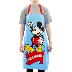 Disney Apron Blue Mickey