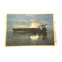 1966 Thunderbirds Somportex Collector Cards – Atlantis 65