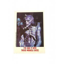 Collector Cards - Topps Fright Flicks: Vengeance: The Demon 72 -