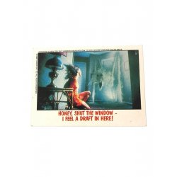 Collector Cards - Topps Fright Flicks: Poldergeist 43 -