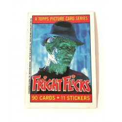 Topps Fright Flicks: A Nightmare On Elm Street II 1