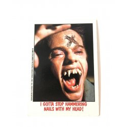 Collector Cards - Topps Fright Flicks: Fright Night 13 -