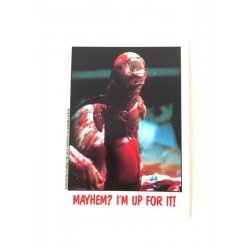 Topps Fright Flicks: Alien 34