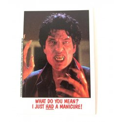 Collector Cards - Topps Fright Flicks: Fright Night 36 -