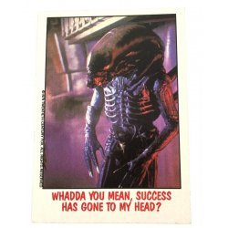 Topps Fright Flicks: Alien 86
