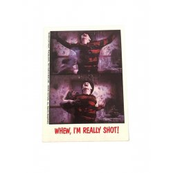 Collector Cards - Topps Fright Flicks: A Nightmare On Elm Street III 61 -